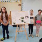 Pierwszy duży projekt uczniów klasy 2A